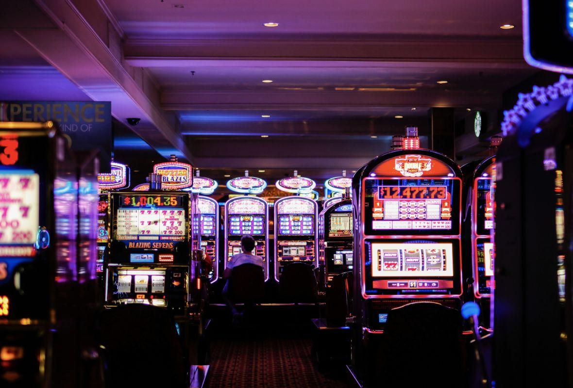 Viele Casinospiele
